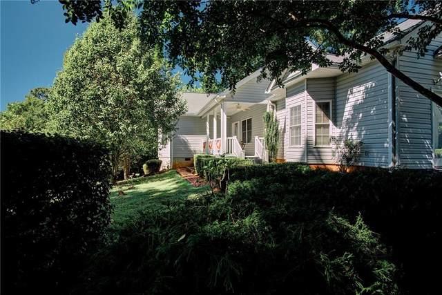 237 Lakeside Drive, Walhalla, SC 29691 (MLS #20243959) :: Renade Helton