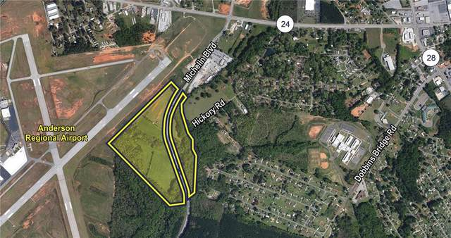 440 Hickory Road, Anderson, SC 29625 (MLS #20243974) :: Prime Realty