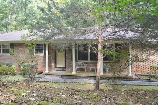 1203 Cherokee Drive, Seneca, SC 29672 (MLS #20243998) :: Tri-County Properties at KW Lake Region