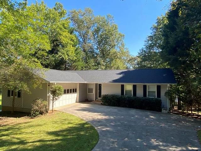 488 Lake Place Drive, Lavonia, GA 30553 (MLS #20244036) :: Prime Realty