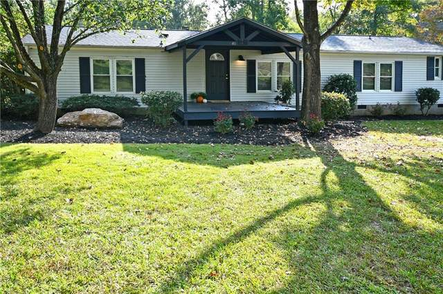 40 Robertson Road, Travelers Rest, SC 29690 (MLS #20244102) :: The Powell Group