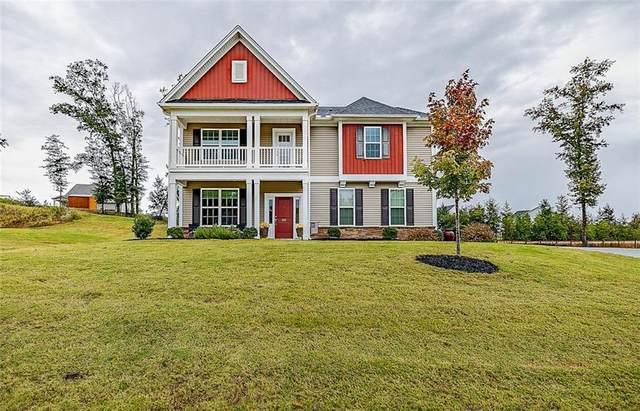 327 Avendell Drive, Easley, SC 29642 (MLS #20244145) :: Les Walden Real Estate
