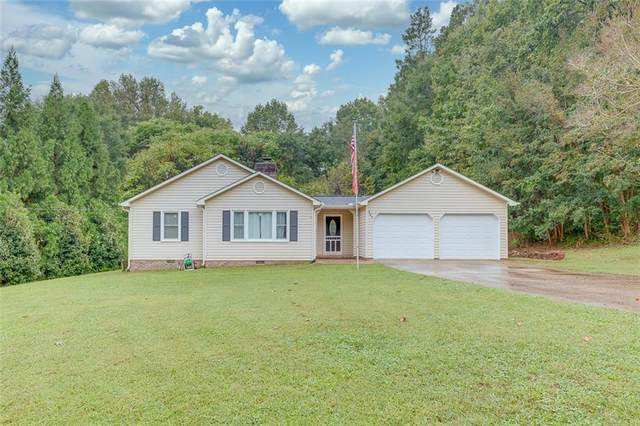 247 Lake Forest Drive, Easley, SC 29642 (MLS #20244174) :: EXIT Realty Lake Country