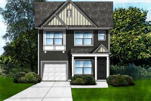 124 Highland Park Court, Easley, SC 29642 (MLS #20244207) :: The Powell Group
