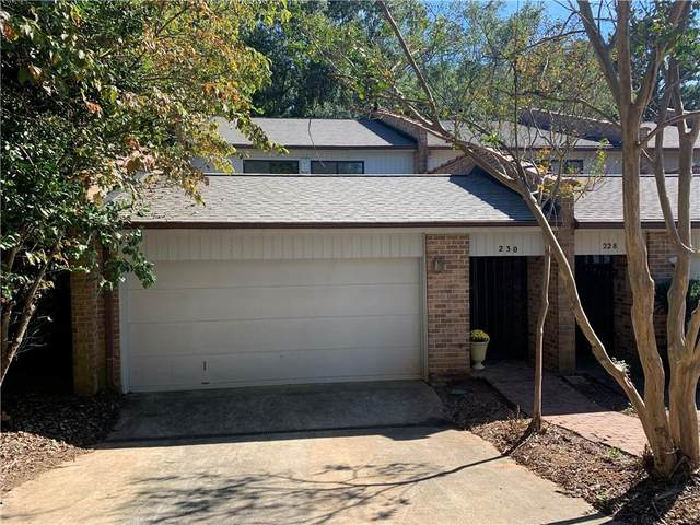 230 Holiday East Avenue, Clemson, SC 29631 (MLS #20244208) :: Les Walden Real Estate