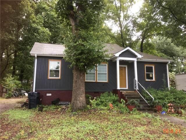 2206 Ridgewood Avenue, Anderson, SC 29625 (MLS #20244211) :: Lake Life Realty