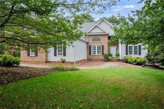 1504 Natures Trail, Anderson, SC 29625 (MLS #20244212) :: The Freeman Group