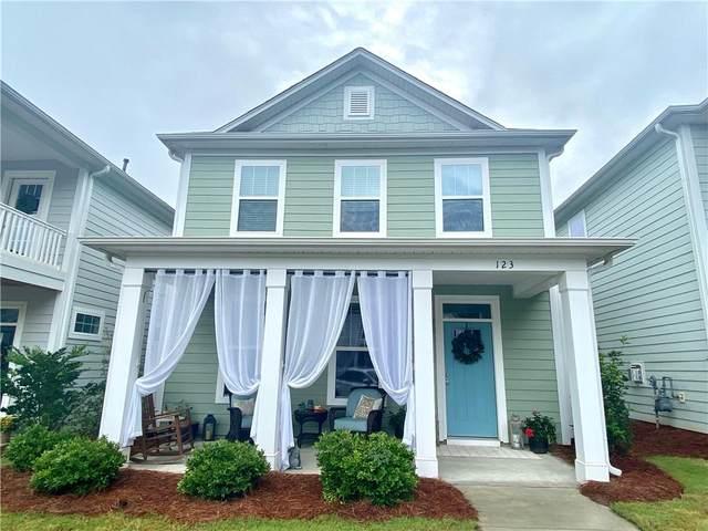 123 Fuller Estate Drive, Clemson, SC 29631 (MLS #20244259) :: Les Walden Real Estate