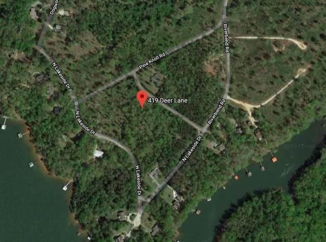 Lots 53 & 54 Deer Lane, Fair Play, SC 29643 (MLS #20244268) :: The Powell Group