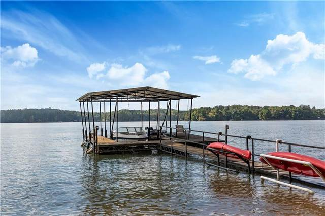 931 Shelor Ferry Road, Fair Play, SC 29643 (MLS #20244283) :: The Powell Group