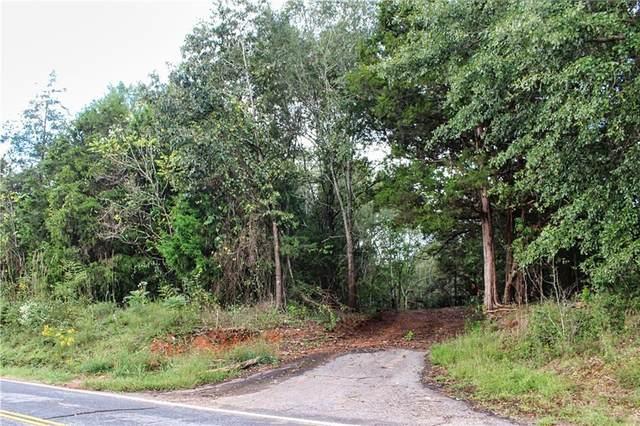 00A Flat Rock Road, Iva, SC 29655 (MLS #20244305) :: Les Walden Real Estate