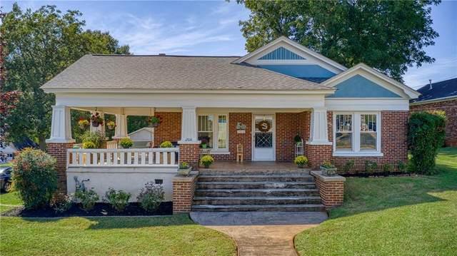 208 Pendleton Street, Pickens, SC 29671 (MLS #20244312) :: Les Walden Real Estate