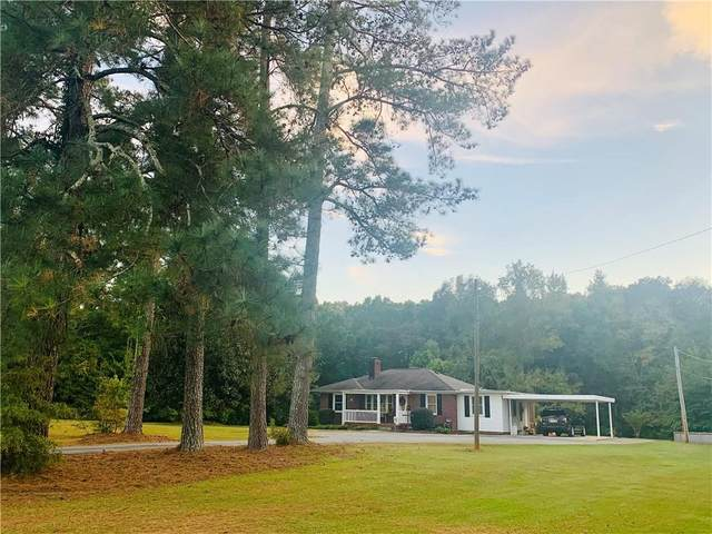 495 Highway 28 Highway, Abbeville, SC 29620 (MLS #20244380) :: Tri-County Properties at KW Lake Region