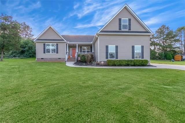 115 Josie Creek Drive, Piedmont, SC 29673 (MLS #20244390) :: Renade Helton