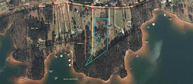 00/93 Brown Circle, Hartwell, SC 30643 (MLS #20244393) :: EXIT Realty Lake Country