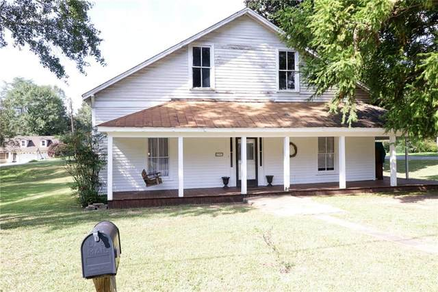 100 Leathers Street, Westminster, SC 29693 (MLS #20244407) :: The Powell Group