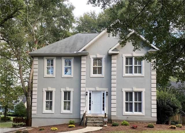 412 Dover Court, Anderson, SC 29625 (MLS #20244439) :: Les Walden Real Estate