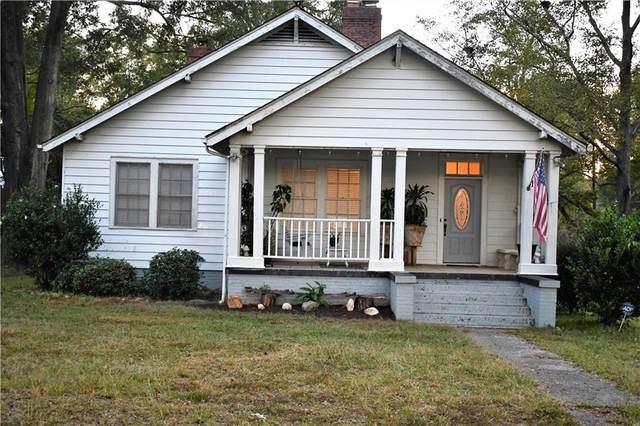 1 Smythe Street, Belton, SC 29627 (MLS #20244440) :: Prime Realty