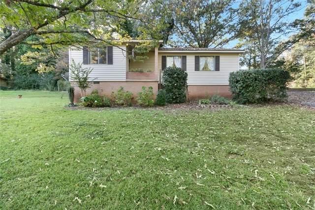 4003 Woodfield Drive, Seneca, SC 29672 (MLS #20244445) :: Tri-County Properties at KW Lake Region