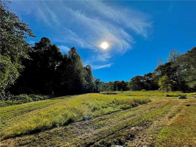 00 Tree Farm Road, Walhalla, SC 29691 (MLS #20244449) :: Les Walden Real Estate