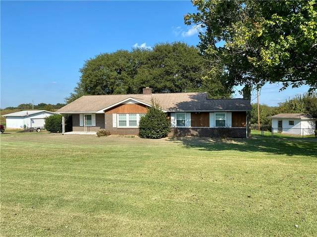 5533 Abbeville Highway, Anderson, SC 29624 (MLS #20244457) :: The Powell Group