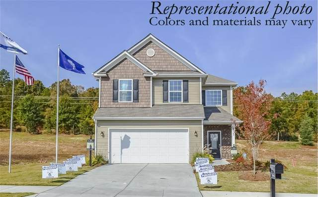 113 Homeplace Drive, Pendleton, SC 29670 (MLS #20244465) :: Prime Realty