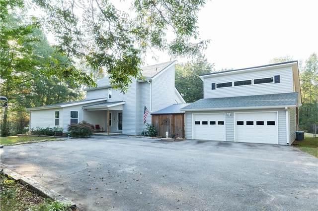 2311 Norris Highway, Central, SC 29630 (MLS #20244497) :: Les Walden Real Estate