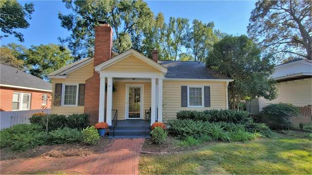 421 Central Avenue, Anderson, SC 29625 (MLS #20244501) :: The Powell Group