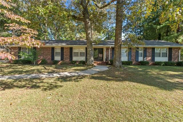 223 Phil Watson Road, Anderson, SC 29625 (#20244516) :: Realty ONE Group Freedom