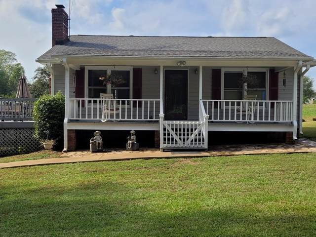 140 William Road, Belton, SC 29627 (MLS #20244535) :: The Powell Group