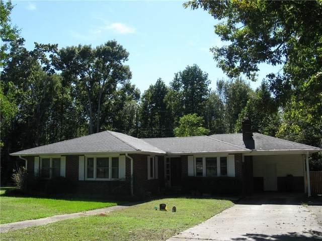 321 Clinkscales Street, Iva, SC 29655 (MLS #20244543) :: The Freeman Group