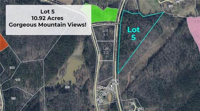 00 Crowe Creek Road, Six Mile, SC 29682 (MLS #20244565) :: Les Walden Real Estate