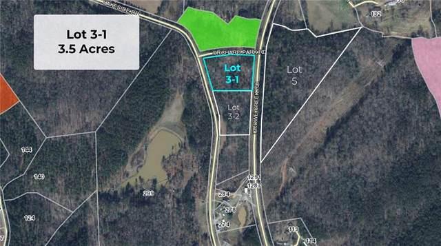 00 Lakeside Drive, Six Mile, SC 29682 (MLS #20244575) :: Les Walden Real Estate