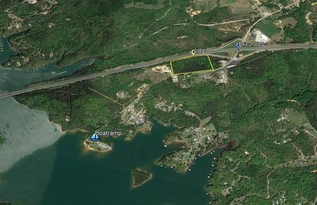 0 Lakeshore Drive, Fair Play, SC 29643 (MLS #20244585) :: The Powell Group
