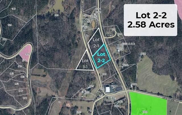 00 Lakeside Drive, Six Mile, SC 29682 (MLS #20244594) :: Les Walden Real Estate