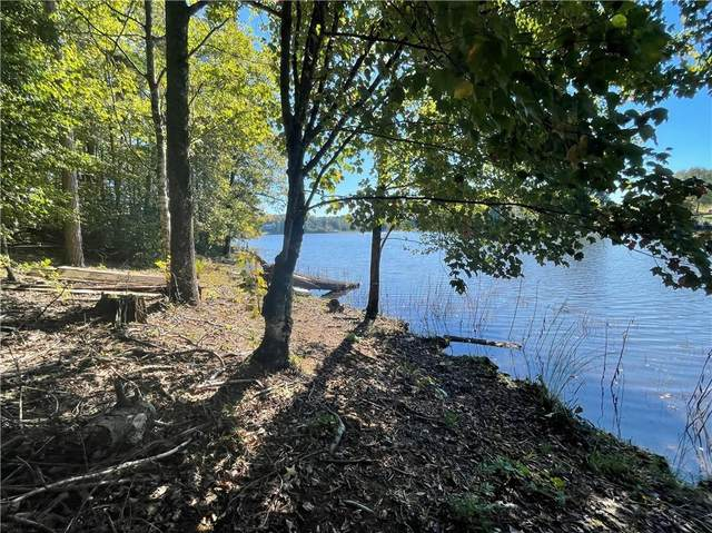 527-533 The Bear Boulevard, Tamassee, SC 29686 (MLS #20244605) :: The Powell Group