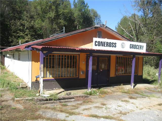 1000 Coneross Creek, Townville, SC 29689 (MLS #20244615) :: The Freeman Group