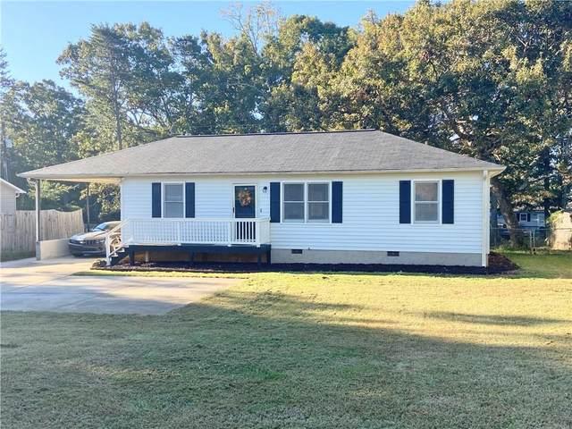 1010 Gilreath Road, Anderson, SC 29621 (MLS #20244620) :: Les Walden Real Estate