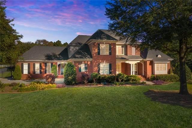 100 Chickasaw Run, Williamston, SC 29697 (MLS #20244624) :: Les Walden Real Estate