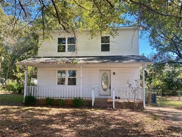 3501 Woodview Drive, Anderson, SC 29624 (MLS #20244630) :: Les Walden Real Estate