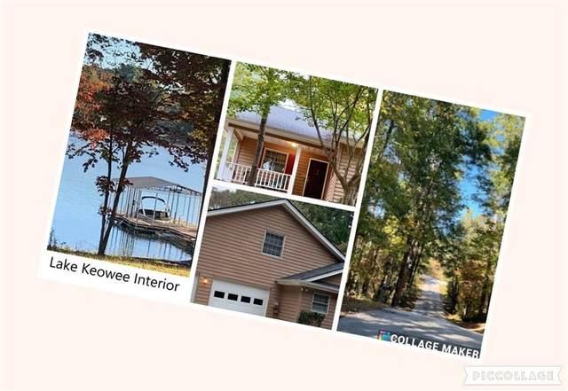 12015 Carnelda Drive, Seneca, SC 29672 (MLS #20244647) :: Les Walden Real Estate