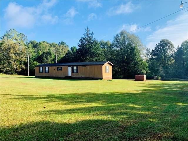 552 Stevenson Road, Abbeville, SC 29620 (MLS #20244657) :: Tri-County Properties at KW Lake Region