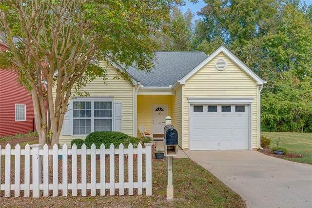 149 Ledgewood Way, Easley, SC 29642 (MLS #20244663) :: Tri-County Properties at KW Lake Region