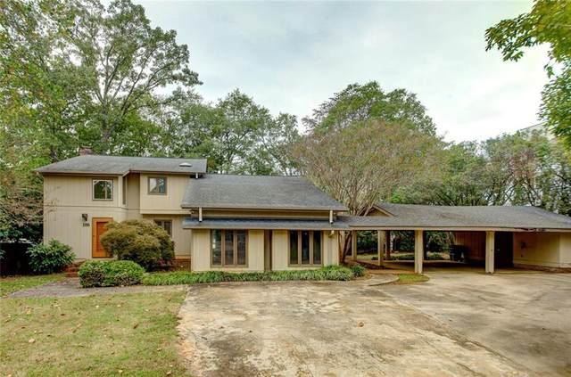 108 Holiday West Avenue, Clemson, SC 29631 (MLS #20244673) :: Lake Life Realty