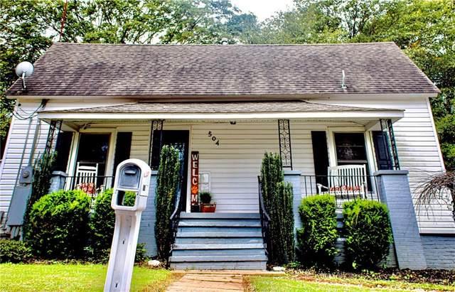 504 S 2nd Street, Easley, SC 29640 (MLS #20244677) :: Les Walden Real Estate