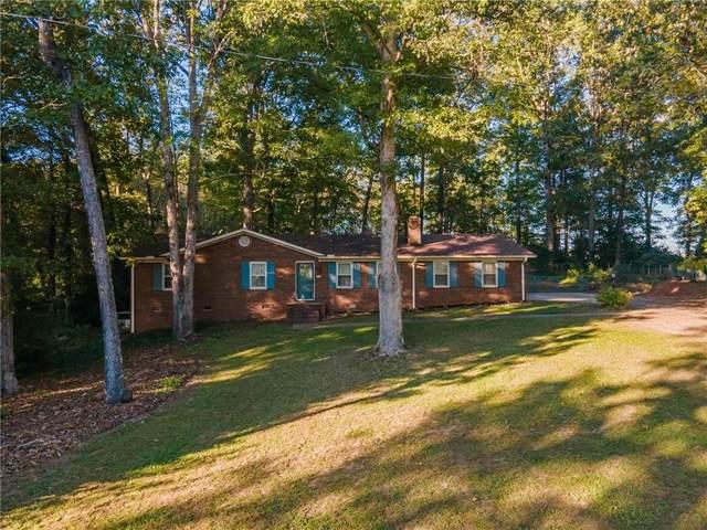 203 Hickory Drive, Easley, SC 29642 (MLS #20244690) :: Les Walden Real Estate