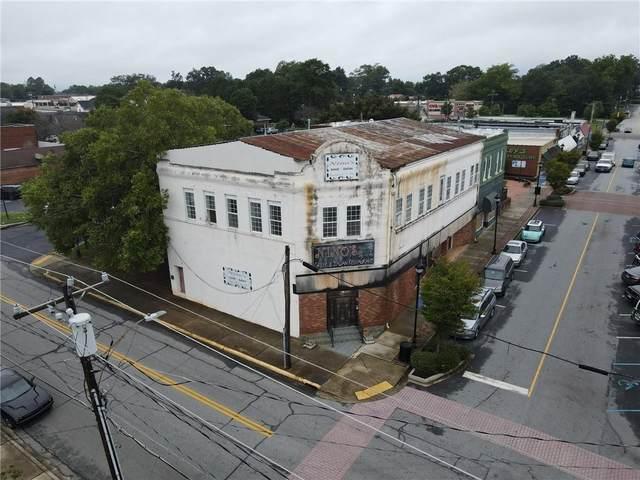 50 S Front Street, Liberty, SC 29657 (MLS #20244691) :: Les Walden Real Estate