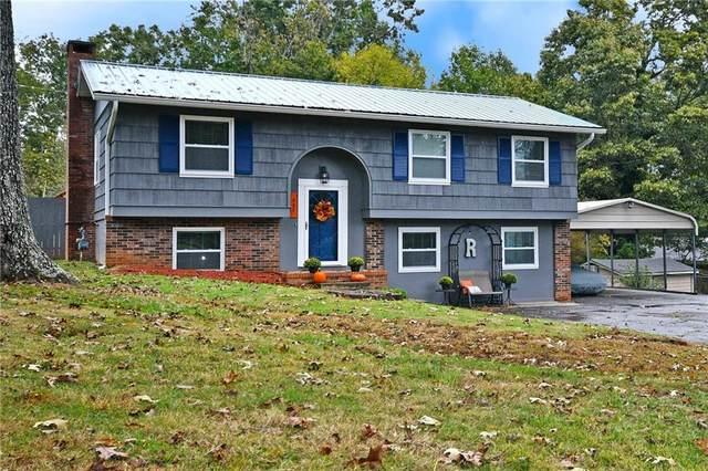 837 Fox Squirrel Ridge Road, Pickens, SC 29671 (MLS #20244693) :: Les Walden Real Estate