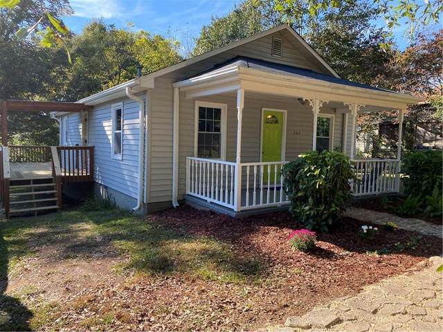 732 S Lewis Street, Pickens, SC 29671 (MLS #20244699) :: Les Walden Real Estate