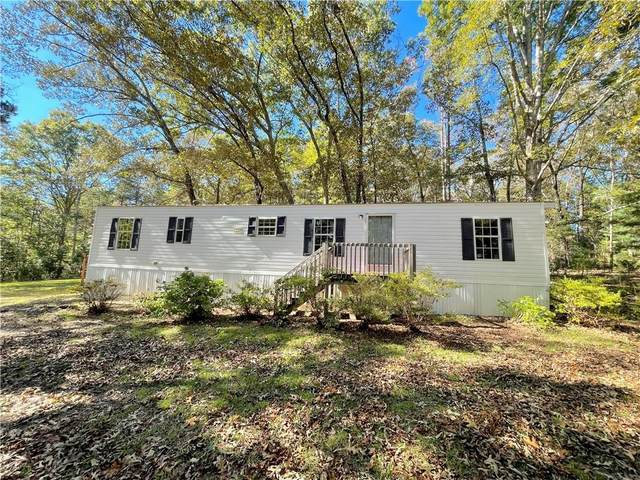 330 Knox Cove Road, Westminster, SC 29693 (MLS #20244703) :: Les Walden Real Estate